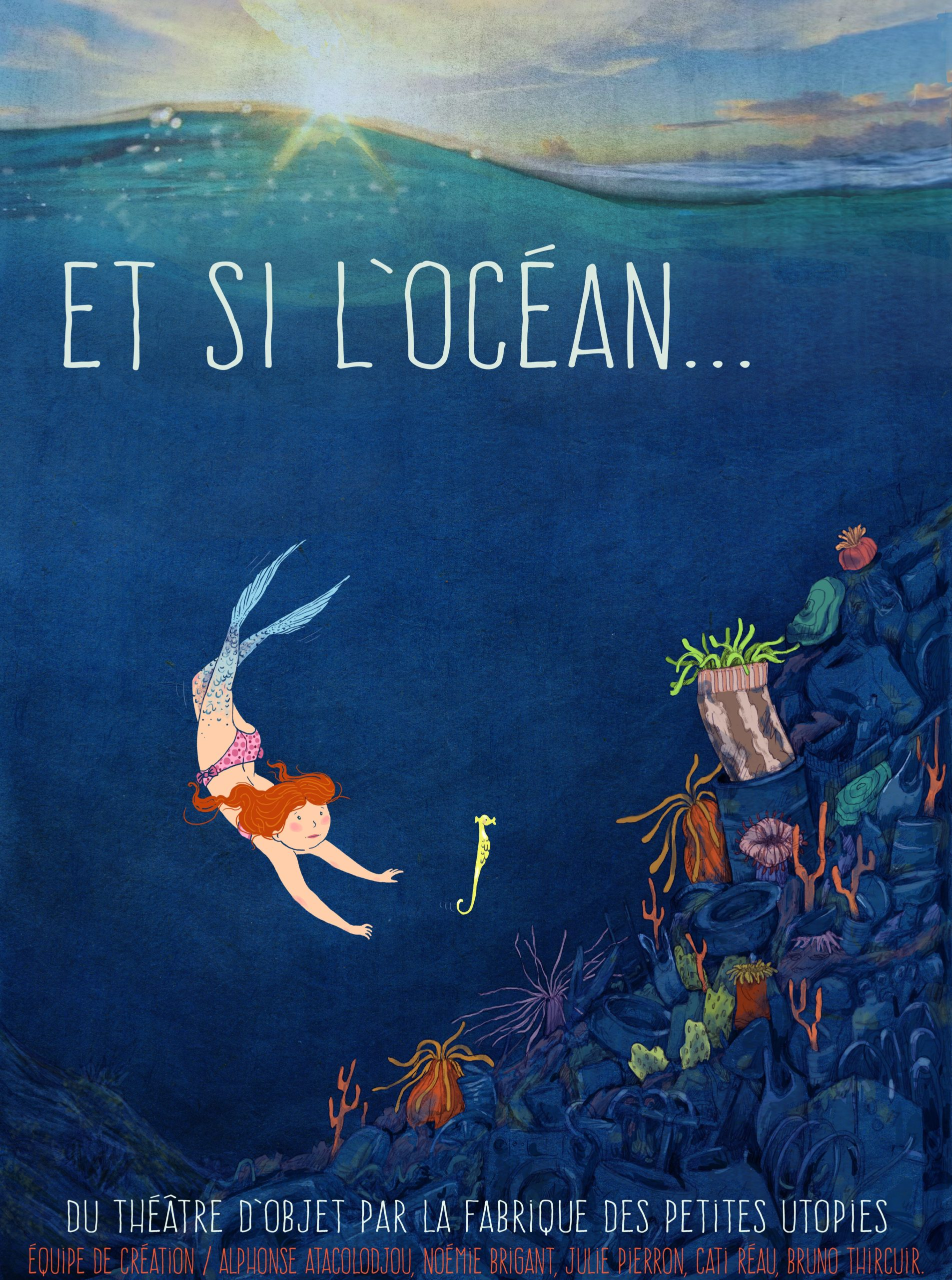 Polaroid Et si l'Ocean